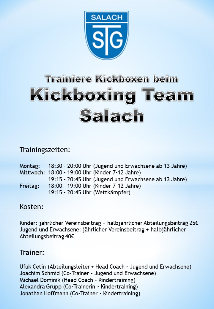 Training-Kickboxing-Team-Salach